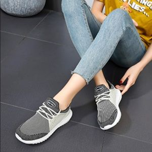 Slow Man Womens Fashion Lightweight Running Shoes